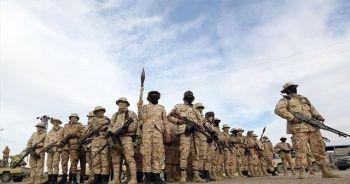 Libya Milli Ordusu Tripoli Havaalanını terk ediyor