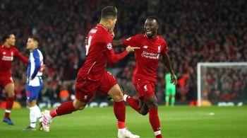 Liverpool yarı final kapısını araladı