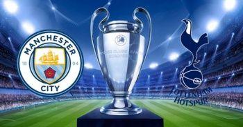 Manchester City Tottenham maçı canlı izle şifresiz veren kanallar | Manchester City Tottenham Maçı Aztv idman tv İzle