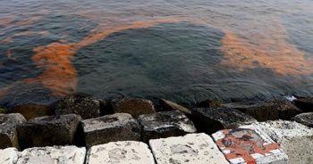 Marmara Denizi turuncuya bürünmüştü, sebebi belli oldu