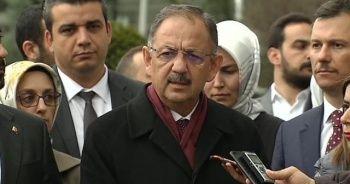 Mehmet Özhaseki: İtirazın sebebi ille de biz alalım kaygısı değil