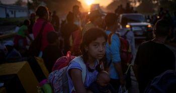 Meksika'da göçmen konvoyuna karşı olağanüstü hal ilan edildi