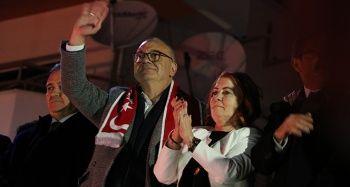 MHP'nin kazandığı tek büyükşehir belediyesi Manisa oldu