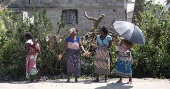 Mozambik'te açlık tehlikesi
