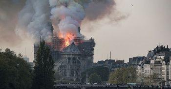 Notre Dame Katedrali için 388 milyon avro daha bağış yapıldı