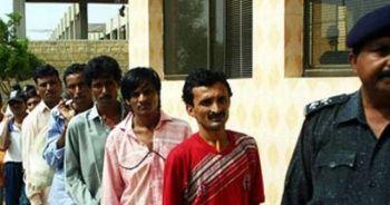 Pakistan 100 Hintli balıkçıyı daha serbest bıraktı