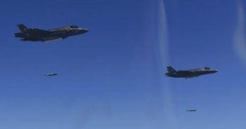 Pasifik üzerinde düşen F-35 uçağıyla ilgili yeni gelişme