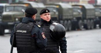 Rus polisi ile DEAŞ militanları çatıştı