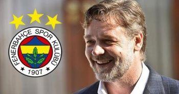Russell Crowe'dan Fenerbahçe mesajı