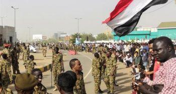 Rusya'dan Sudan Askeri Geçiş Konseyi'ne destek