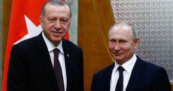 Rusya Devlet Başkanı Putin, Cumhurbaşkanı Erdoğan'ı tebrik etti