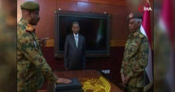 Sudan'da Askeri Geçiş Konseyi Başkanı göreve başladı