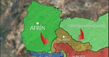 Tel Rıfat kırsalında Türk Birliği'ne saldırıda 3 Türk, 1 OSÖ askeri yaralandı