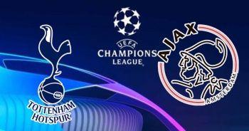 Tottenham Ajax Maçı özeti golleri izle