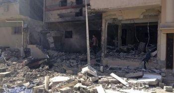 Trablus'a roket saldırısı: 2 ölü, 8 yaralı