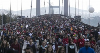 Vodafone 14. İstanbul Yarı Maratonu yarın koşulacak