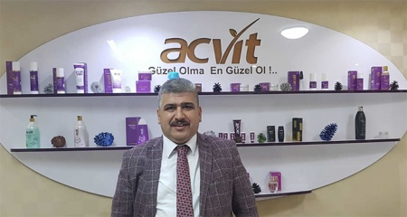 'Kozmetik ürünlerinin yüzde 79'u merdivenaltı'