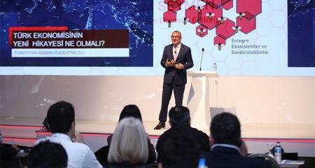 'Türkiye'de ekonomik kalkınma, dijital dönüşümle gerçekleştirilecek'
