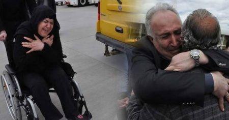İki Türk mühendisin cenazeleri Türkiye'ye getirildi