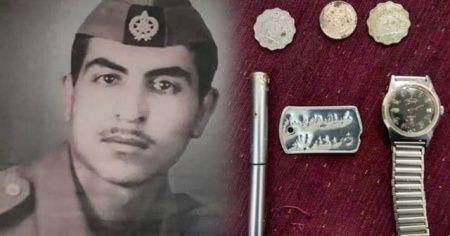 37 yıldır kayıp Iraklı askerin cesedi bulundu