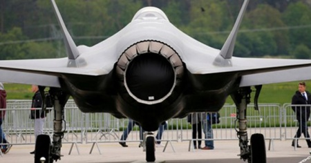 ABD'den F-35 raporu: Tedarik zinciri sorunu test uçuşlarını engelledi