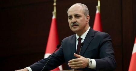 AK Parti Genel Başkanvekili Numan Kurtulmuş: Kılıçdaroğlu'na saldırı asla kabul edilemez