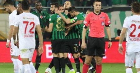 Akhisarspor, Türkiye Kupası'nda finale yükseldi