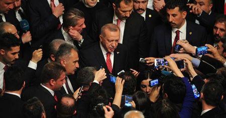 Cumhurbaşkanı Erdoğan: Trump ile bugünlerde görüşmemiz olabilir