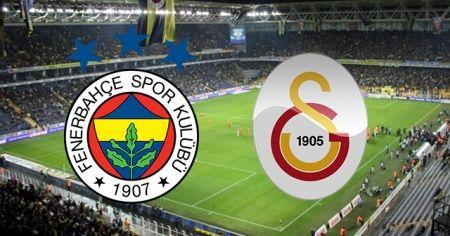 Fenerbahçe Galatasaray Maçı ÖZETİ GOLLERİ İZLE! FB GS Maçı Kaç Kaç Bitti?