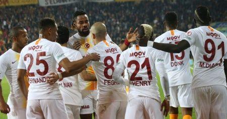 Galatasaray, Yeni Malatyaspor'u yenerek Ziraat Türkiye Kupası'nda finale yükseldi