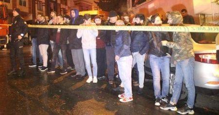 İmam camiden anons yapınca herkes sokağa fırladı
