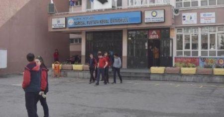 Konya'da okullarda teneffüslerde zil çalma uygulaması kaldırıldı