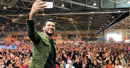 Murat Yıldırım'a Fransa'da büyük ilgi