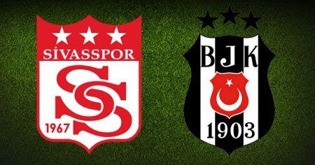 Sivasspor - Beşiktaş Maçı canlı izle! Sivasspor Beşiktaş maçını şifresiz veren kanallar var mı? Beinsports 1 HD canlı izle