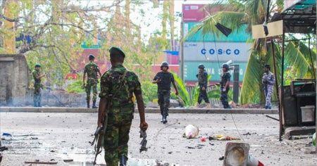 Sri Lanka'da terör saldırıları sonrası güvenlik bürokrasisine neşter