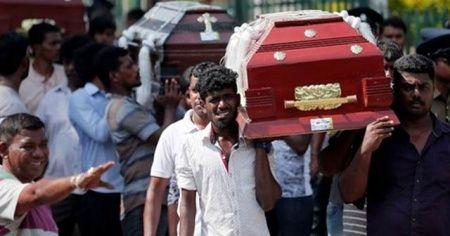 Sri Lanka'daki saldırıyı DAEŞ üstlendi: 321 ölü