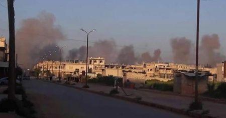 Suriye ordusu sivilleri vurdu: 7 ölü, 12 yaralı