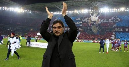 Trabzonspor'da Ünal Karaman'ın başarısı