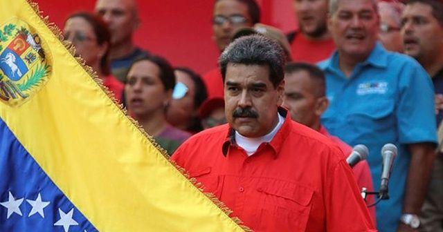 ABD Başkan adayından Maduro yanlılarına yiyecek yardımı