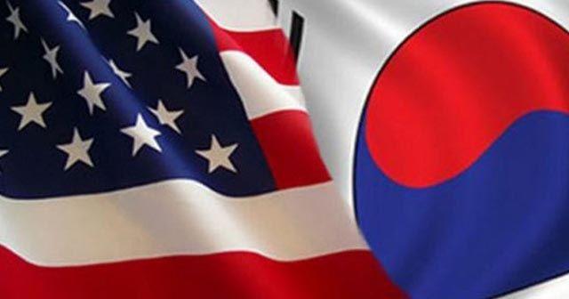 ABD'den Güney Kore'ye 314 milyon dolarlık füze satış onayı