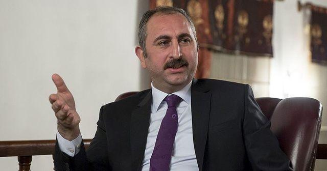 Adalet Bakanı Abdulhamit Gül'den YSK'nın gerekçeli kararıyla ilgili açıklama