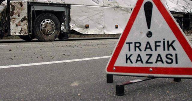 Adana'da iki kişinin öldüğü trafik kazası
