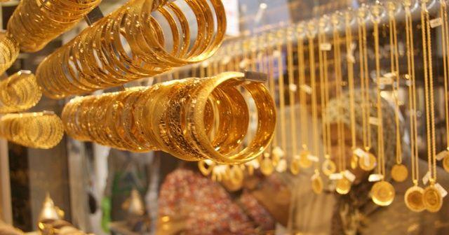 Altının kilogramı 243 bin 900 liraya geriledi