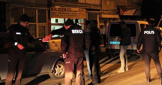 Ankara'da gece yarısı emlakçı dükkanı kurşunlandı