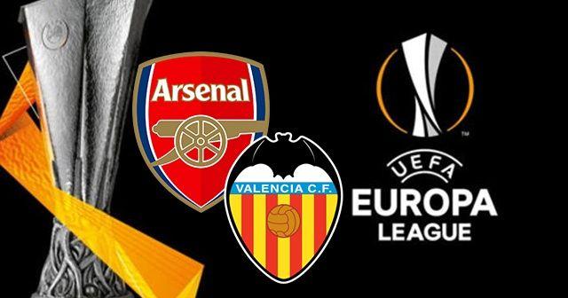 Arsenal Valencia Maçı geniş özeti golleri  İZLE! Arsenal Valencia maçı kaç kaç bitti?
