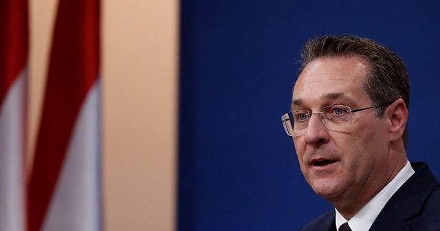 Avusturya başbakan yardımcısı rüşvet iddiası üzerine istifa etti