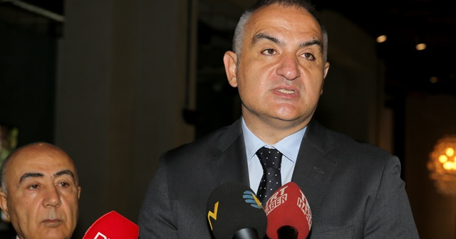 Bakan Ersoy: 'Ülkemiz üzerinde oynanan oyunların karşısında durabilecek ikinci bir ülke yoktur'