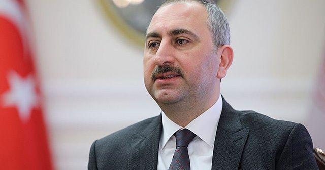 Bakan Gül: Cumhurbaşkanı Erdoğan, 30 Mayıs'ta Yargı Reformu Strateji Belgesi'ni açıklayacak