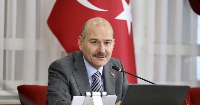 Bakan Soylu: 'Esas mağdur Binali Bey'dir'