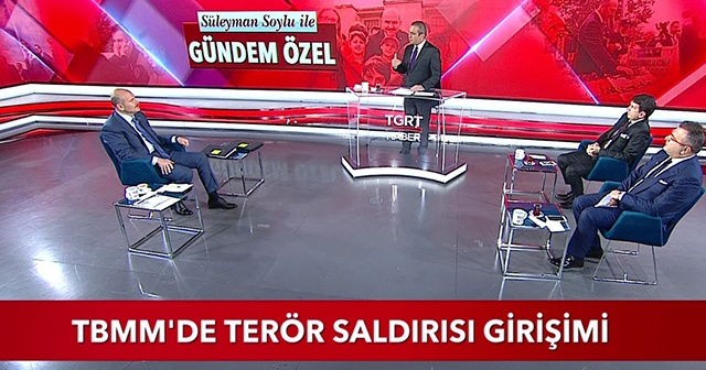 Bakan Soylu: TBMM'deki terörist, Mahmut Tanal ile bağlantılı